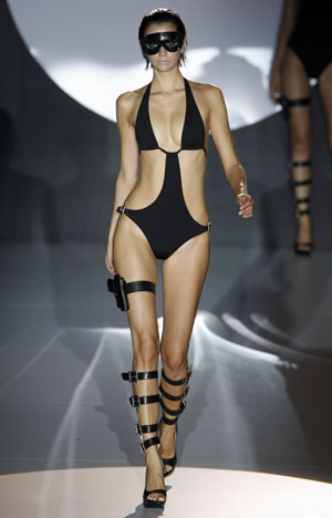 Andres Sarda Runway - Source: Reuters