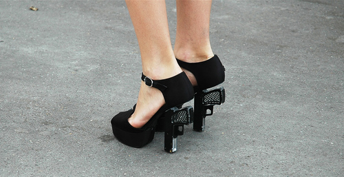 Chanel Platforms - Source: Jak & Jil