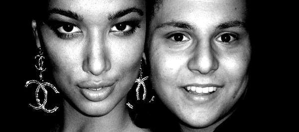 Tyler & I in 2007
