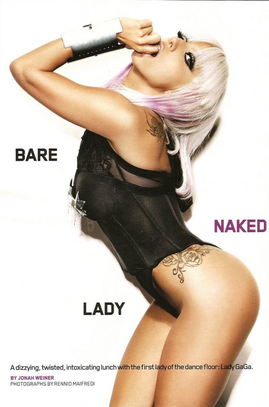 Cheap Thrills: Lady Gaga's Maxim Magazine Shoot Adds To Her Mountain Of Lies